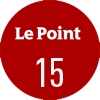 Le journal Le Point a noté le vin Baron de Brane 2018 15/20