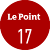 Le journal Le Point a noté le vin Château Grand Puy Lacoste 2017 17/20
