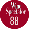 Note du magasine Wine Spectator Château Chasse Spleen 2004