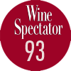 Note du magasine Wine Spectator Masseto 2008