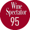 Note du magasine Wine Spectator Château Haut-Bailly 2006