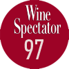 Note du magasine Wine Spectator Château Smith Haut Lafitte Blanc 2017